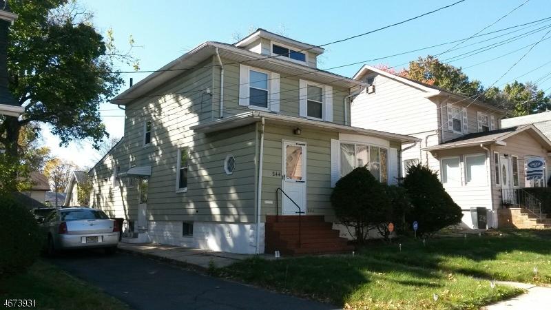 244 Dorer Avenue, Hillside New Jersey 07205